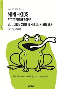 Veerle Waelkens,Mini-kids stottertherapie bij jonge kinderen