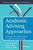 Drake, Jayne,Academic Advising Approaches