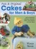 Parrish, Maisie,Fun & Original Cakes for Men & Boys