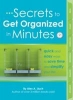Lluch, Alex A.,Secrets to Get Organized in Minutes