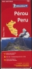 ,<b>MICHELIN WEGENKAART 763 PERU</b>