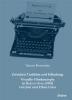 Rosenstein, Tatiana,Zwischen Tradition und Erfindung: Visuelle Filmkonzepte in Barton Fink (1991) von Joel und Ethan Coen