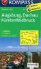 ,Augsburg - Dachau - Fürstenfeldbruck 1 : 50 000