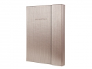 ,<b>notitieboek Sigel Conceptum Glam hardcover A5               magneetsluiting Rose Gold</b>