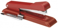 ,<b>Nietmachine Bostitch B8+ontnieter 25vel STRC2115 rood</b>