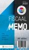 ,Fiscaal Memo januari 2020