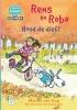 Marian van Gog,Leren lezen met Kluitman Rens en Robo houd de dief