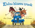 Alice  Schertle,Kleine blauwe truck