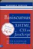 Peter Kassenaar,  Doolaard, P.,Basiscursus XHTML, CSS en Javascript