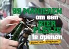 Brett  Stern,99 manieren om een bierflesje te openen