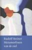 Rudolf  Steiner,Metamorfosen van de ziel