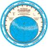 R.  Walrecht,Fryske Planisfear (foar Nederlân en België: 52° NB)