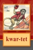 <b>Kwartet, Aap-Noot-Mies</b>,