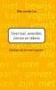 Wim van der Loo,Over taal, woorden, zinnen en tekens