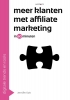 <b>Jennifer  Kok</b>,Meer klanten met affiliate marketing in 60 minuten