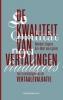 Gijs-Walt van Egdom Winibert  Segers,De kwaliteit van vertalingen