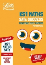 Letts KS1 KS1 Maths SATs Practice Test Papers (photocopiable edition)