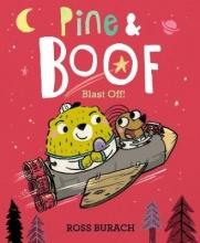 Burach, Ross Pine & Boof Blast Off!