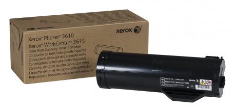 , Tonercartridge Xerox 106R02731 HC zwart