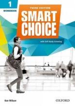 Wilson, Ken Smart Choice 1. Workbook with Self-Study Listening