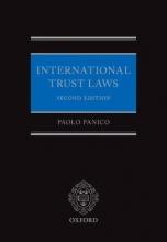 Panico, Paolo International Trust Laws