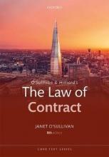 O`Sullivan, Janet O`Sullivan & Hilliard`s the Law of Contract