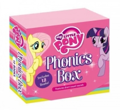 Mattern, Joanne My Little Pony Phonics Box