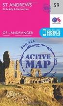 Ordnance Survey St Andrews, Kirkcaldy & Glenrothes