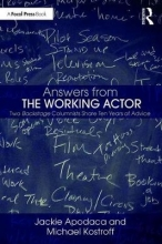 Apodaca, Jackie Answers from The Working Actor
