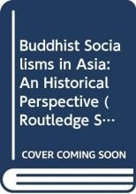 Buddhist Socialisms in Asia