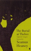 Seamus Heaney The Burial at Thebes