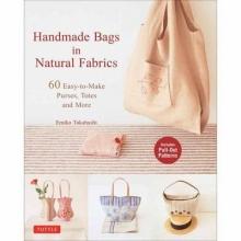 Takahashi, Emiko Handmade Bags in Natural Fabrics
