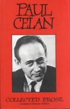 Celan, Paul Collected Prose
