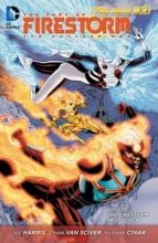 Harris, Joe Fury of Firestorm - the Nuclear Men 2