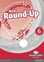 Dooley, Jenny Round Up Level 6 Teacher`s Book with Audio CD Pack