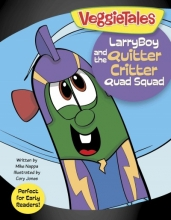 Big Idea Entertainment LLC Larryboy and the Quitter Critter Quad Squad