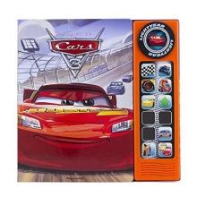 Cars 3 Custom Frame Soundbook