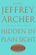 Jeffrey Archer , Hidden in Plain Sight