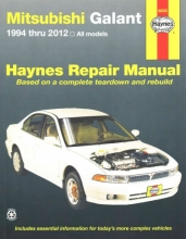 Haynes Publishing Mitsubishi Galant