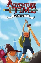 North, Ryan Adventure Time
