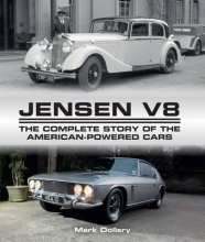 Mark Dollery Jensen V8