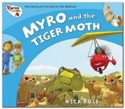 Rose, Nick Myro and the Tiger Moth