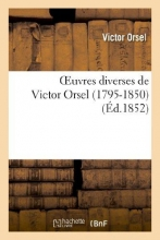 Orsel, Victor Oeuvres Diverses de Victor Orsel (1795-1850)