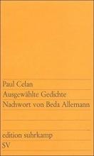 Celan, Paul Ausgewählte Gedichte