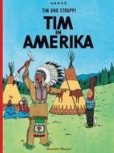 Herge Tim und Struppi 02. Tim in Amerika