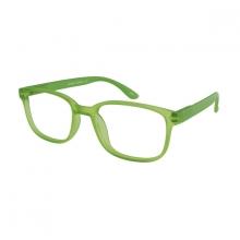 , Leesbril X +1.00 Regenboog Groen