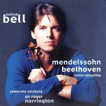 Bell , Cd mendelssohn /beethoven violin concertos