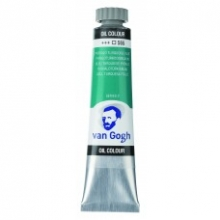 , Talens van gogh olieverf tube 20 ml phtalo turkooisblauw 565