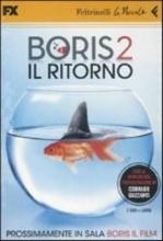 AA, Vv Boris 2 Il Ritorno Libro + DVD