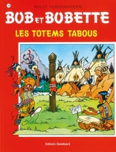 Willy  Vandersteen Bob et Bobette 108 Les totems tabous